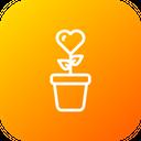 Love Plant Care Icon