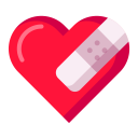 Love Heart Break Icon