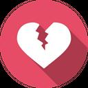 Love Breakup Valentine Icon