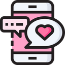 Love Message Love Letter Love Icon