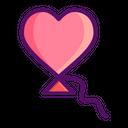Love Romantic Valentine Icon