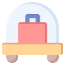 Luggage Dolly Icon