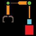Machine Hand Icon