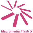 Macromedia Flash Logo Icon
