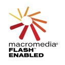 Macromedia Flash Enabled Icon