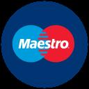 Maestro Payment Method Icon
