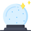 Magic Ball Witch Ball Crystal Ball Icon