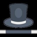 Magician Hat Magician Cap Top Hat Icon