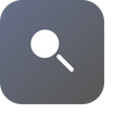 Magnify Zoom Search Icon