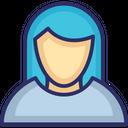 Maid Woman Lady Icon