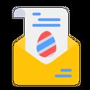Mail Egg Invite Icon
