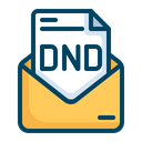 Mail Service Dnd Icon