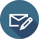 Mail Edit Write Icon