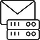 Mail Server Icon