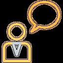 Male Person User Icon