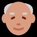 Man Medium Skin Icon