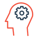 Man Mind Idea Icon