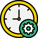 Manage time Icon