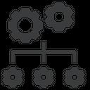 Software Development Architecture Icon
