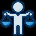 Management Balance Icon