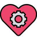 Love Feeling Labor Feelings Icon
