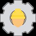 Constructor Architecture Maintenance Icon