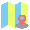 Location Map Locality Icon