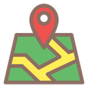 Map Placeholder Position Icon