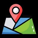 Map Navigation Icon