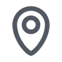 Map Pin Location Pointer Icon