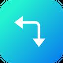 Margin Increase Maximum Icon