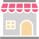 Market Marketplace Shop Icon