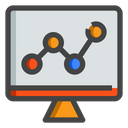 Market Analysis Bussiness Icon