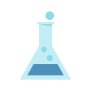 Market Research Formula Icon