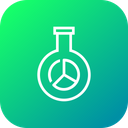 Market Research Glass Icon