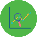 Market Review Seo Icon