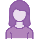 Marketing Manager Woman Icon