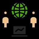 Marketing Process Icon
