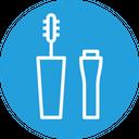 Mascara Brush Cosmetics Icon