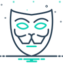 Mask Facade Theater Icon