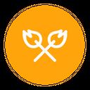 Matchbox Matches Burn Icon