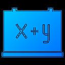 Math Variable Education Icon