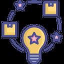Mature Creative Creative Differentiation Icon
