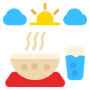 Meal Fasting Food Icon