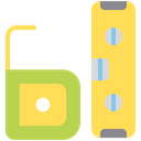 Measurements tools Icon