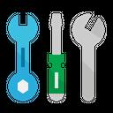 Tools Mechanic Repair Icon