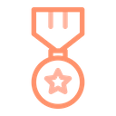 Achievement Game Medal Icon
