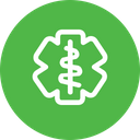 Medical Logo Symbol Icon