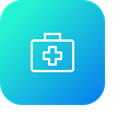 Medical Firstaid Kit Icon