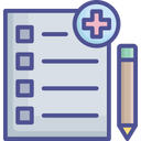 Medical Invoice Charge Fee Icon